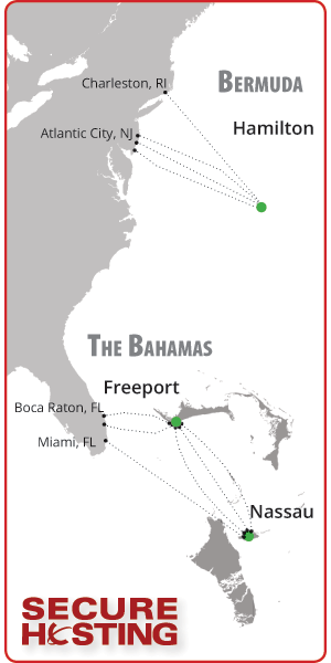 Nassau & Freeport data centres